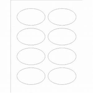 templates print to the edge oval labels 8 per sheet With avery 22820