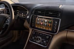 2017 Lincoln Continental Black