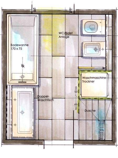 Kleines Badezimmer Mit Waschmaschine by Kleine B 228 Der Gestalten Tipps Tricks F 252 R S Kleine Bad