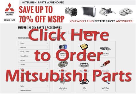 Mitsubishi Wholesale Parts by Mitsubishi Lancer Parts Wholesale Dealer Genuine Oem