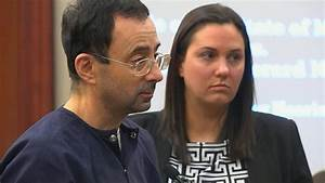 Larry Nassar apologizes to sex abuse victims Video - ABC News