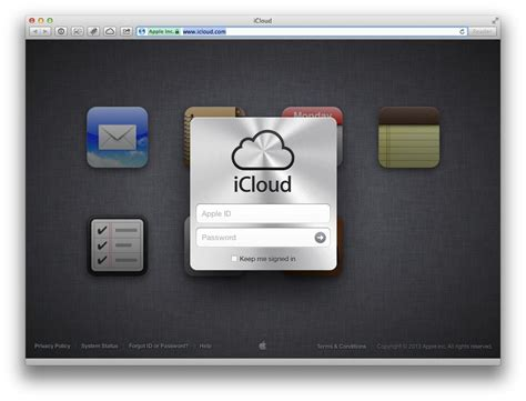 icloud login from iphone ios how can i log in into icloud from an iphone