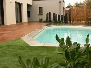 amenagement d une piscine 1 am233nagement piscine With amenagement d une piscine 1 rambaud paysages creations