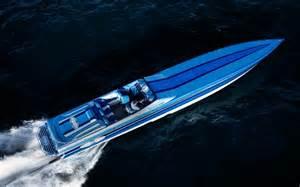 50-Foot Cigarette Boat Racing
