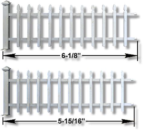 fence sizes plasticville parts wanted large picket fence and gate