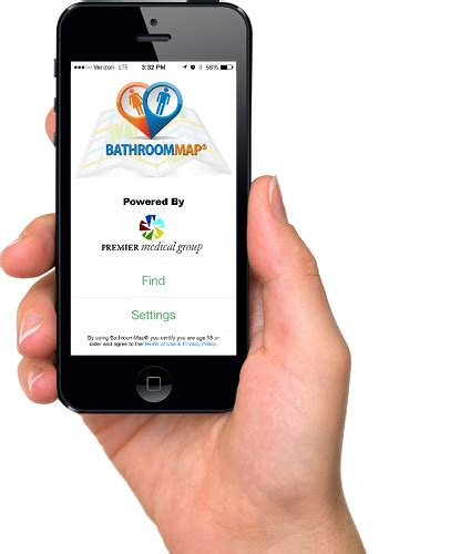 bathroommap app