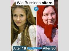 Wie russische Frauen altern Russenwitze Funny Russian