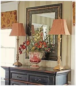 traditional dining room With dining room buffet decorating ideas