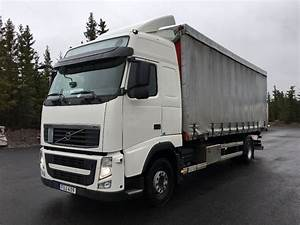 Volvo Fh 460 4x2  Sweden   25 743  2011- Container Frame Trucks For Sale