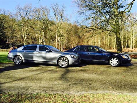 Mercedes-Maybach S600 vs. Maybach 57 - by Autovisie TV ...