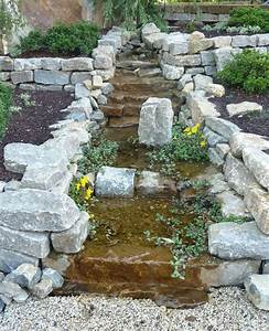 Wasserlauf Selber Bauen : kowert gartenwelt bachlauf wasserspiele holz ~ Michelbontemps.com Haus und Dekorationen