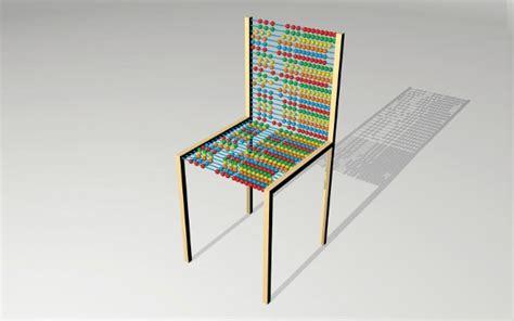 ceci n est pas une chaise projet étudiant ceci n 39 est pas une chaise par léo abbate