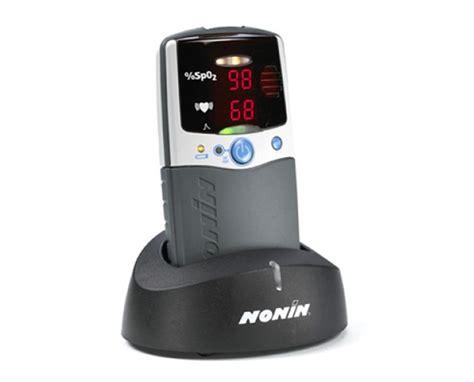 Nonin PalmSAT 2500 Handheld Pulse Oximeter - FREE Shipping