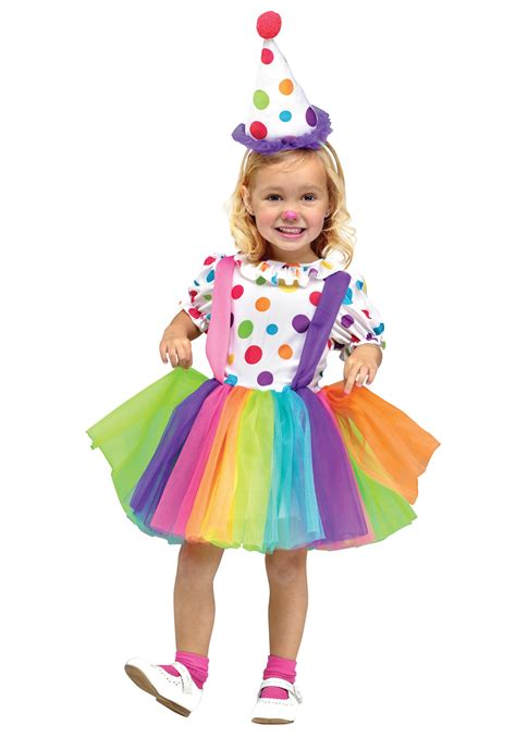 halloween costumes for preschoolers child big top clown costume 696