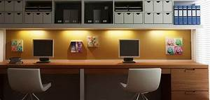 Decoração e Projetos Decoração de Home Office Coletivo