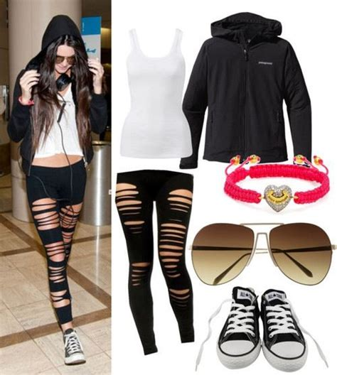 56 best Kylie u0026 Kendall Jenner style/outfits images on Pinterest | Kendall jenner style ...
