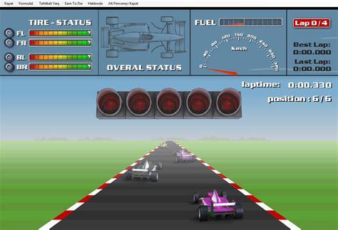 Formula 1 Oyunları - Tüm ücretsiz oyunlar KralOyun.com - Favori oyununu bul ve hemen oyna!