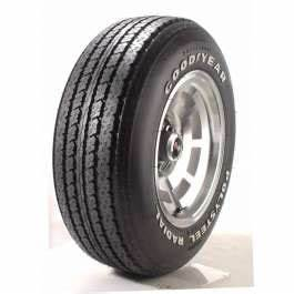 corvette tire goodyear polysteel radial p225 70r 15 With goodyear white letter tires