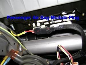 Airbag Steering Wheel Removal
