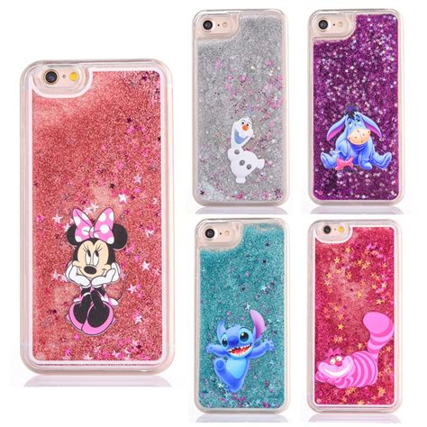 Things tagged with 'iphone_7_case' (47 things). Cute cartoon glitter phone case for iphone 7 7plus 5 5s 6 6s plus 8 8plus X mickey Minnie Stitch ...