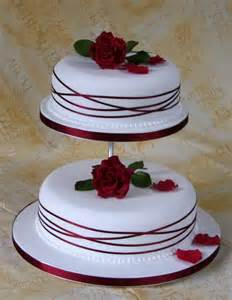two tier wedding cake simple two tier wedding cakes wedding and bridal inspiration