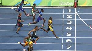 Usain Bolt wins heat in 20.28 seconds, qualifies for 200m ...