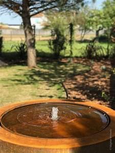 Jeux D Eau Jardin : cr ation de jardin avec int gration de jeux d 39 eau ~ Melissatoandfro.com Idées de Décoration