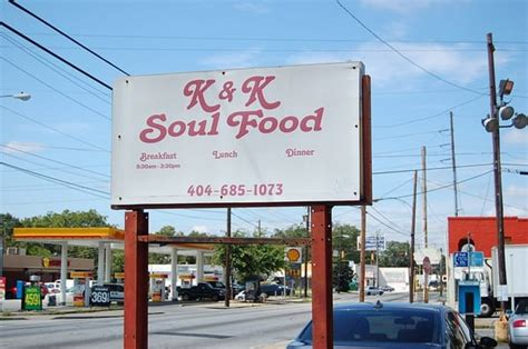 Seven Ls Atlanta Yelp by K K Soul Food Atlanta Ga Verenigde Staten Yelp