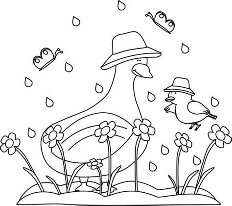 spring season drawing  getdrawingscom