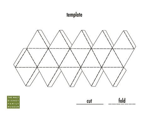 Ornament Template Templates Paper Ornament Template Theoddvillepress