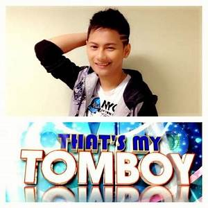 """It's Showtime """"That's My Tomboy"""" Launched. - CHIKA PATROL"""