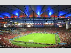 The Most Beautiful Stadium in the World WONDERFUL WORLD