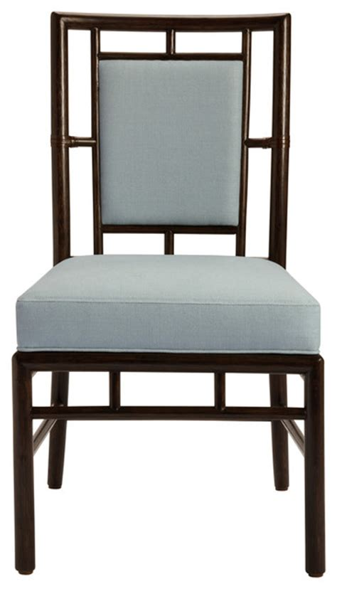 barbara barry ceremony side chair m 271 traditional