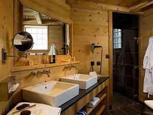 grand hotel spa de gerardmer le chalet et ses deux suites With salle de bain montagne