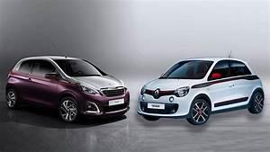 Peugeot 108 5 Türig : peugeot 108 contre renault twingo le duel est lanc ~ Jslefanu.com Haus und Dekorationen