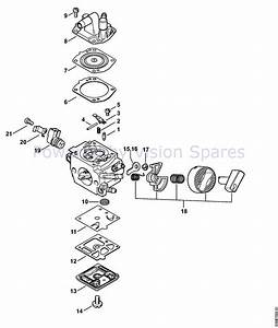 35 Stihl Fs 74 Parts Diagram