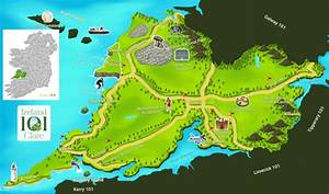 Counties Of Ireland