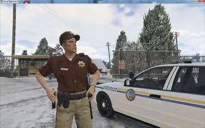North Yankton State Police Summer Uniforms - GTA5-Mods.com