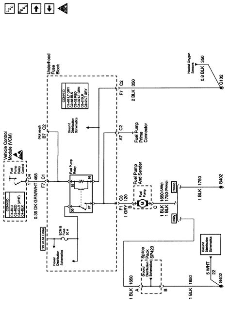 2000 S10 Fuel Wiring Daigram by I A 2000 Chevrolet S10 That Had A 2 2 4cyl In It With