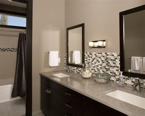 tiles for backsplash in bathroom bathroom tile backsplash ideas decozilla