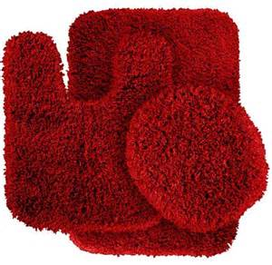 red bathroom rug sets quotes