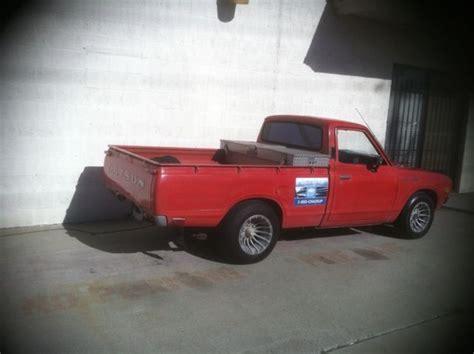 1973 Datsun Truck by 1973 Datsun 620 Truck