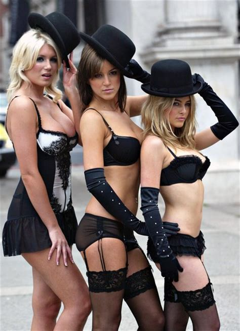 glamour girls launch the ann summers second flagship store