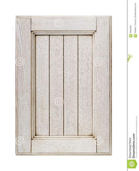porte de coffret avant de cadre en bois de cuisine d isolement sur le blanc image stock image