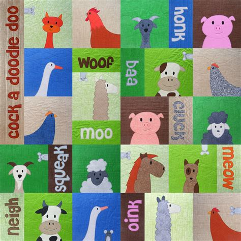 Patterns For Applique by Free Alphabet Applique Pattern Shiny Happy World