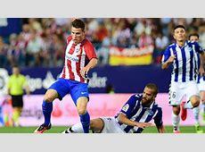 Atlético de Madrid 1 1 Alavés resumen, resultado y