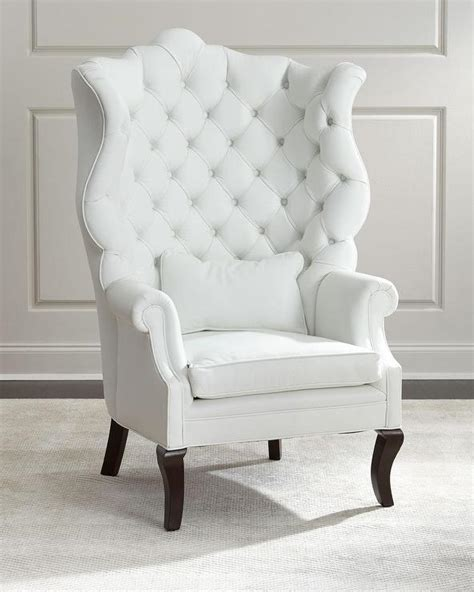 white wingback chairs interior design products bookmarks design inspiration