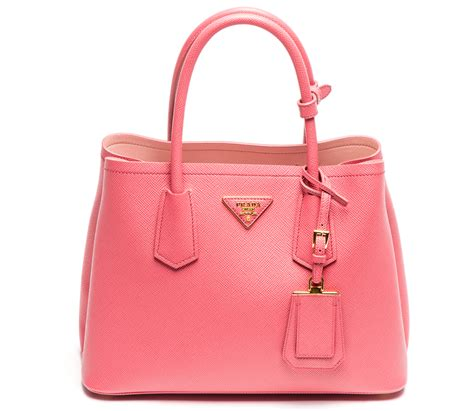 The Stunning Colors of the Prada Double Bag in Saffiano ...
