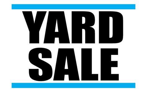 printable garage sale arrow signs