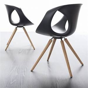 Stuhl Aus Holz : up chair w designer stuhl tonon aus holz und polyurethan auch drehbar sediarreda ~ Markanthonyermac.com Haus und Dekorationen